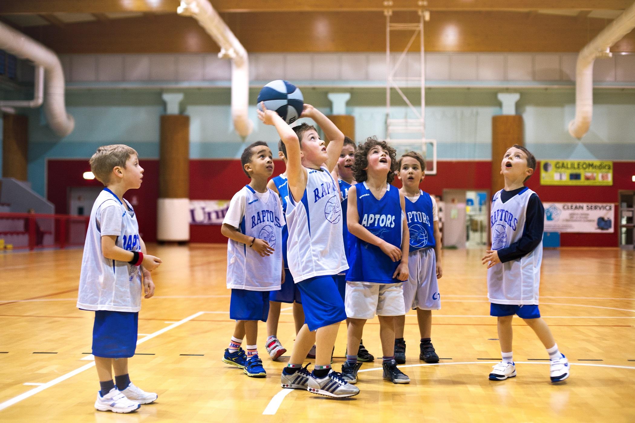Minibasket Raptors
